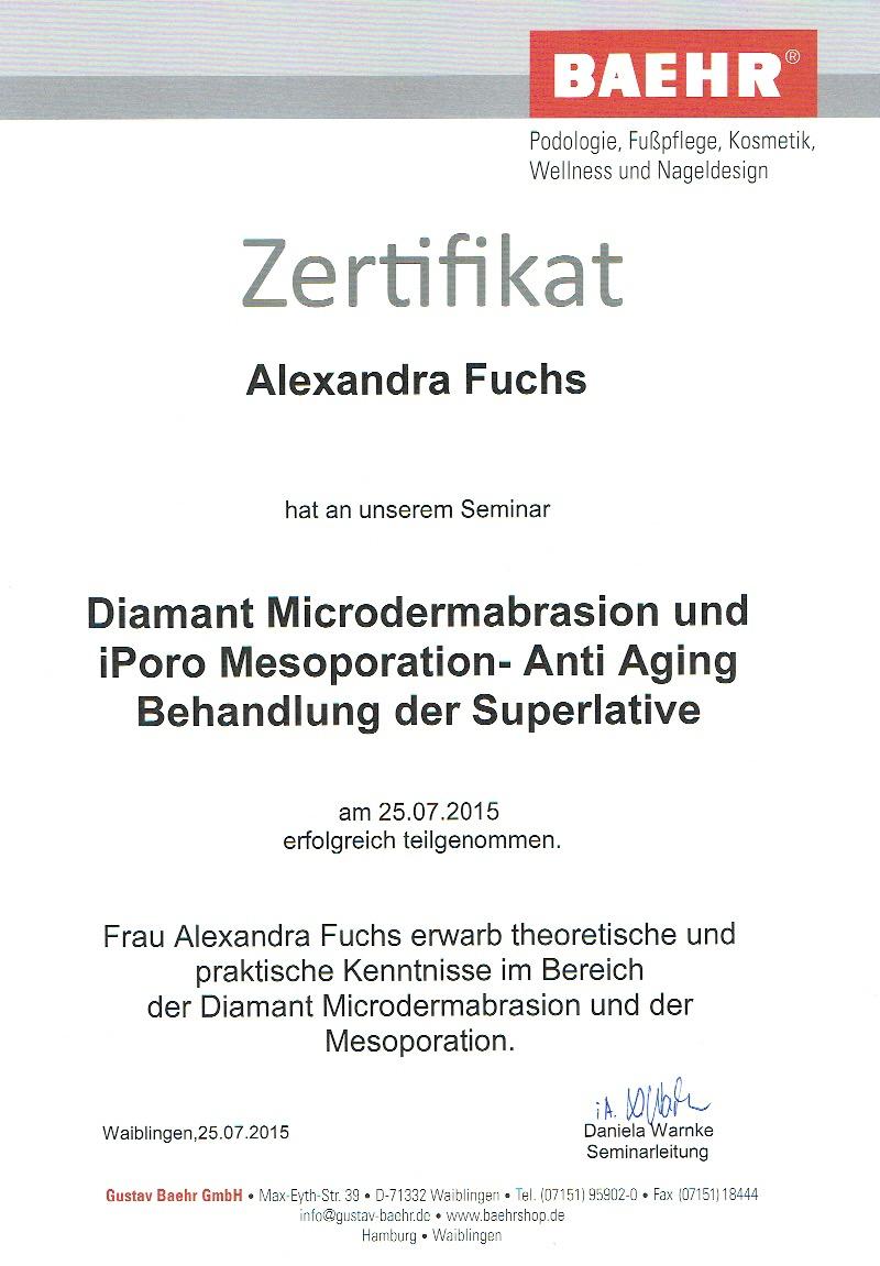zertifikat-mikrodermabrasion